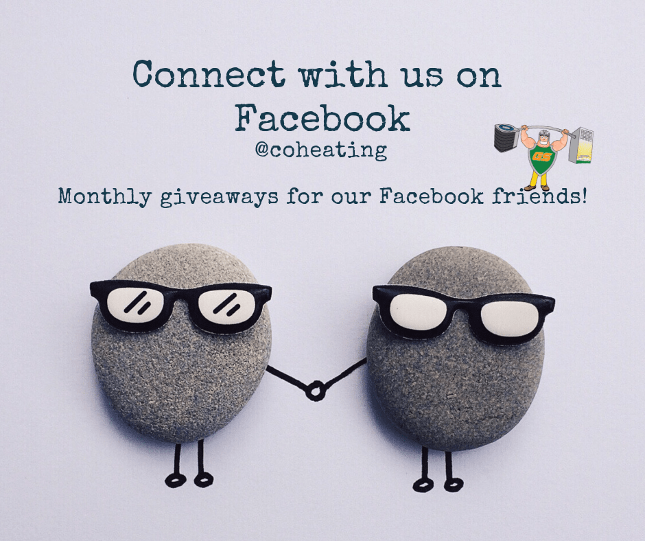 Connect with us on Facebook for our monthly Furnace giveaways in Bend OR.