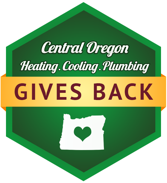 Central Oregon Heating, Cooling & Plumbing regularly donates to charities and non-profits in the Bend area.