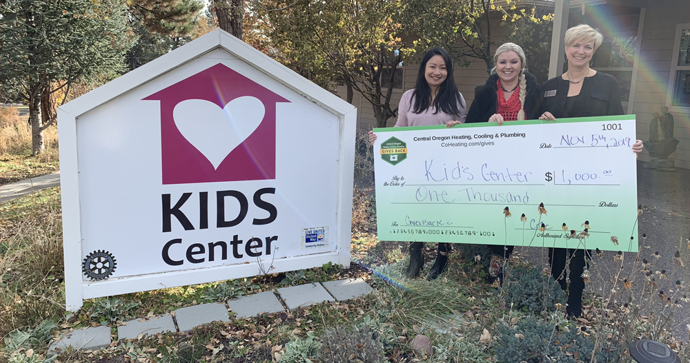 Kids Center won $1000 in our voting contest.