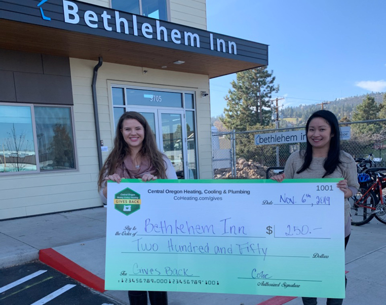 Bethlehem Inn won $250 in our first voting contest.